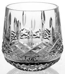 waterford lismore set of 6 scotch after dinner drink glasses mint