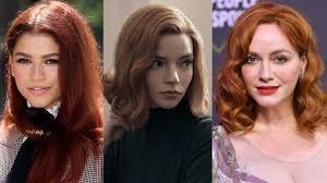 35 trending red hair colour ideas for