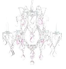 wrought iron crystal chandeliers simple white chandelier white wrought iron crystal chandelier with pink crystal pink