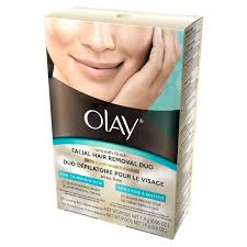 olay smooth finish hair remover duo fine to um hair 1 kit walmart