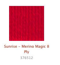 Merino Magic 8 Ply