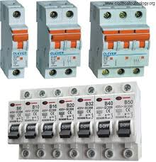 mcb miniature circuit breaker construction working types uses what is miniature circuit breaker mcb