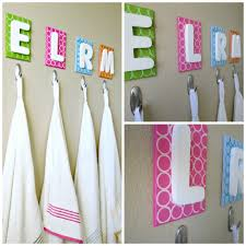Towel Hook Bathroom Diy Towel Rack