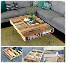 wooden crate furniture. Diy Wood Coffee Table Perfect Pallet Crafts Viral Slacker Furniture Wooden Crate R