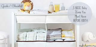 baby item checklist preparing for baby all the basic baby items you must have