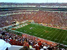 Texas Dkr Memorial Stadium Seating Chart 25 Best Favorite Venues Images Mlb Stadiums Football