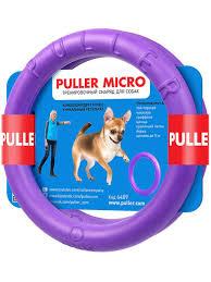 Тренировочный снаряд для собак <b>PULLER Micro</b>, диаметр 13 см ...