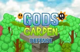 garden defense. Gods Garden Defense TD Strategy On Line Game Protecting Heaven Evil Demons Attacking Earth Flying Flowers