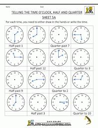 Elapsed-time-worksheets-3rd-grade & Start From Half Hours Analog ...