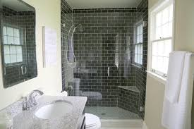 Reasons You Should Use Black Subway Tile In Your Bathroom