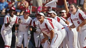 Softball is the best female sport there is! Ou Softball Clinches 12th Women S College World Series Berth