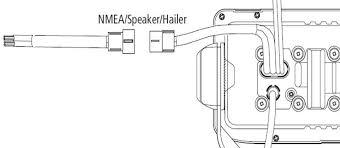nmea raymarine nmea 0183 vhf cables