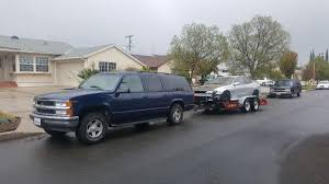 David Grajeda's 1995 Chevrolet Suburban