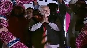 5 ஆண்டுகளில் இந்தியாவின் மரியாதை அதிகரித்துள்ளது