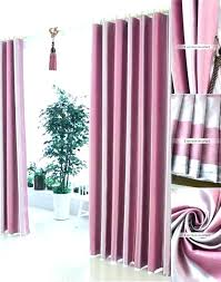 Black White And Pink Curtains Floral Getrelease