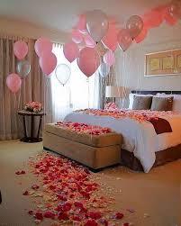 wedding night bedroom decoration ideas