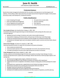 Special It Project Manager Resume Uk Cover Letter Resume Samples