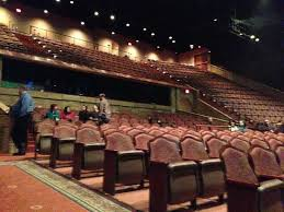 sight sound theatres seating