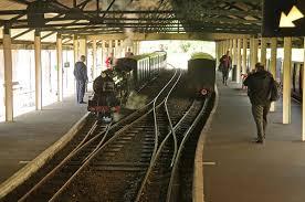 Dymchurch Light Railway Hythe Railway Station Romney Hythe And Dymchurch Railway