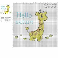 Free Baby Cross Stitch Patterns