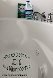 How To Clean The Jets In A Whirlpool Tub I Want It To Shine
