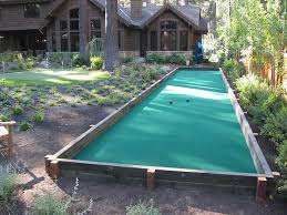 build a bocce court in backyard new 23 best bocce ball court images on