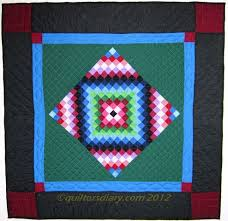 Amish Quilt Patterns -- Four Traditional Favorites » New Quilters & Sunshine and Shadow Quilt Pattern Adamdwight.com