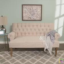 Charlton Home Barryknoll Standard Settee \u0026 Reviews | Wayfair