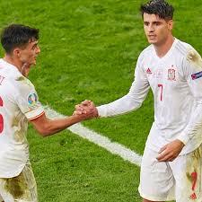 Álvaro Morata finds his range as Spain begin to believe again | Euro 2020