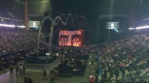 Vystar Veterans Memorial Arena Section 107 Home Of