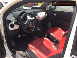fiat 500 abarth interior. fiat 500 abarth convertible 2016 color blanco con interior rojo fiat s