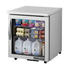 ada compliant undercounter refrigerator 33 38 f framed glass door version 01