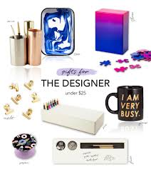 Designer Gifts 2018 Gift Guide Ideas For The Designer In Your Life