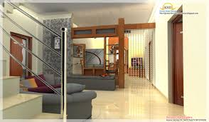 Middle Class House Interior Design Pictures In India Kerala Luxury - Contemporary house interiors
