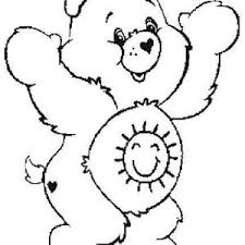 Small Picture Care Bears Coloring Pages And Bbefbbad adult