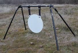 incredible 12 x 15 ar500 steel gong target kit steel target stands ideas