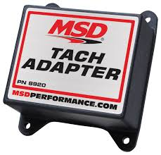 msd 8920 tach fuel adapter 8920 tach fuel adapter image