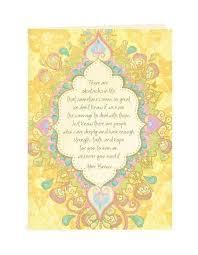 Care Deeply Sympathy Card