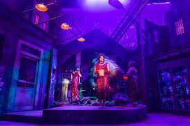 Little Shop Of Horrors Lighting Design Little Shop Of Horrors Capeplayhouse Com The Cape Playhouse