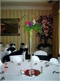 glass vase centerpiece ideas tower vases tall square