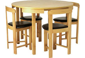 Full Size of Chair:appealing Space Saving Dining Room Table And Chairs  Round Tables Chair ...
