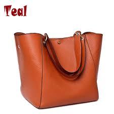 women s leather handbag shoulder bag large bucket bag las bag mother fake designer bags fake designer handbags women
