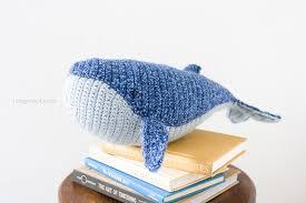 Whale Crochet Pattern