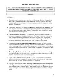 Sample Resume Objectives Business Administration New Business