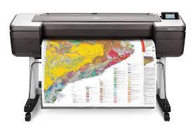 <b>HP DesignJet</b> T1700 Printer series