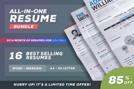 16 Print Ready Creative Resume Templates From Theresumecreator