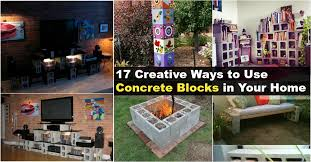 concrete block furniture. Concrete Block Furniture