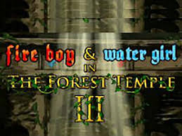 fire boy and water forest temple 3