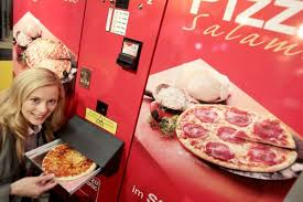 Italian Pizza Vending Machine Stunning Let's Pizza Vending Machine Products I Love Pinterest Pizza