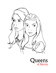 Narnia Coloring Pages 17037 With - glum.me
